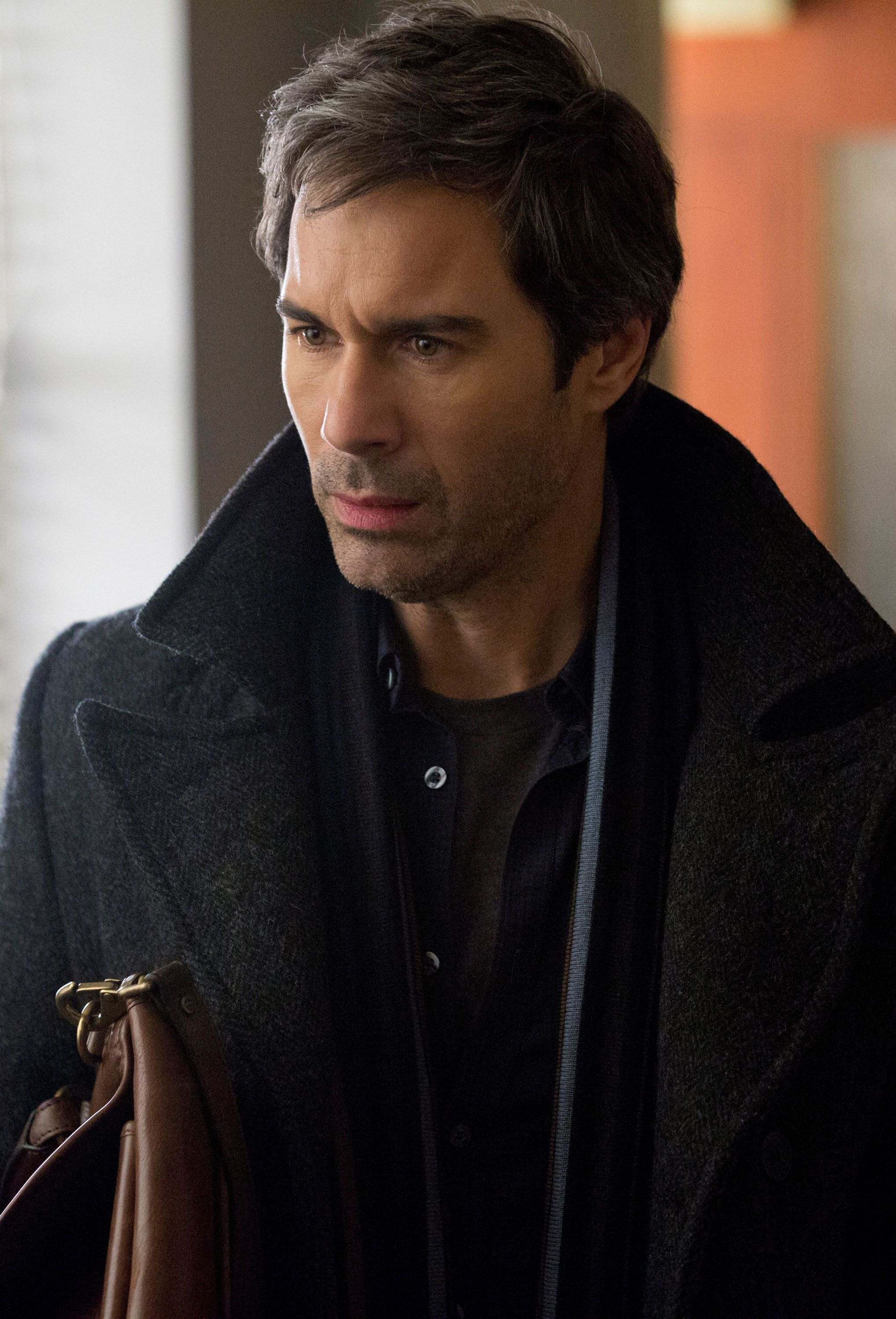 eric mccormack mysteries of laura