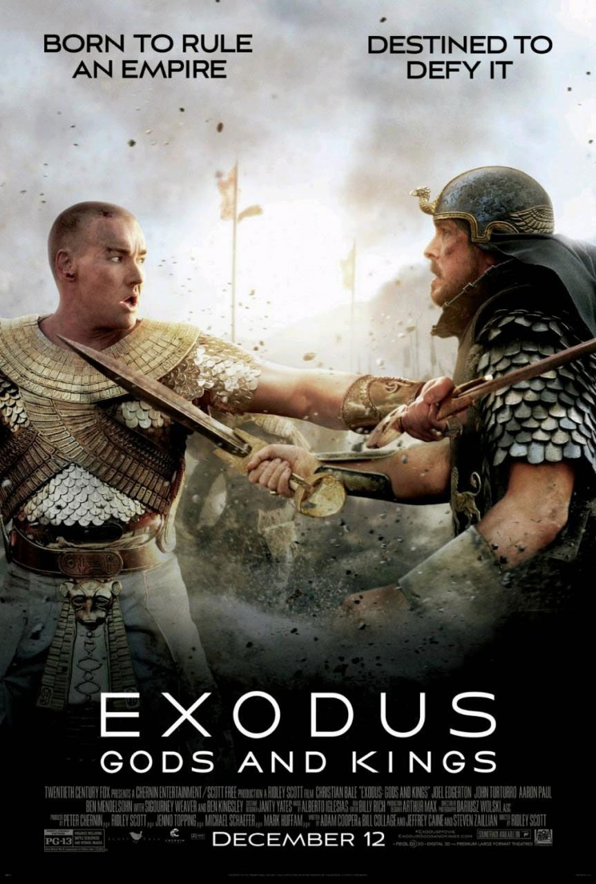 Exodus Gods and Kings Movie Breakdown Part Tickets Sun May