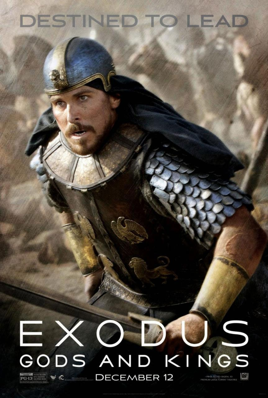 2 New Exodus Gods And Kings Clips Featuring Christian