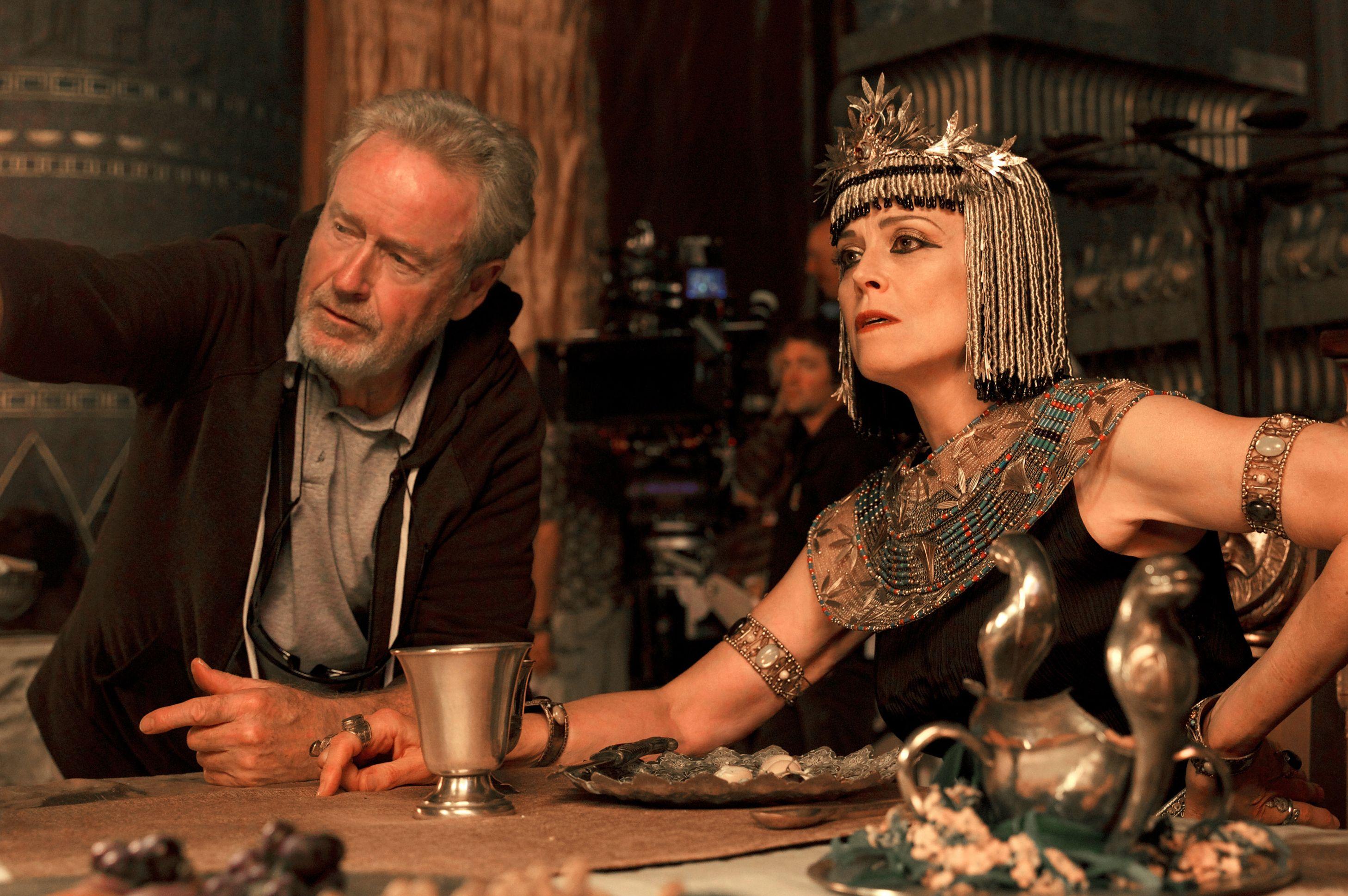 Exodus Gods and Kings DVD Covers Labels R Custom Art