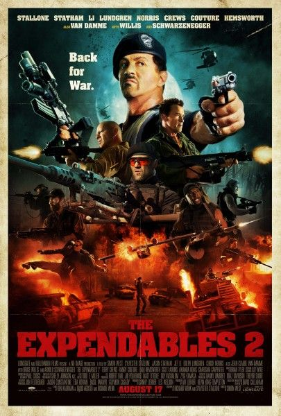 expendables-2-comic-con-poster