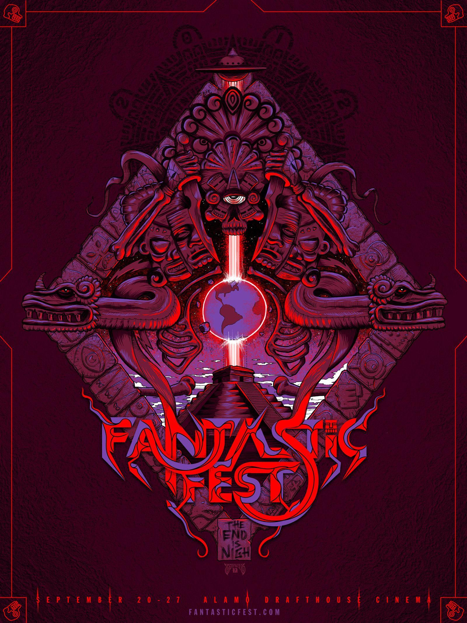 Poster Release 2012 Fantastic-fest-2012-poster