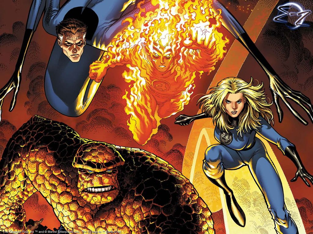 Fantastic four movie details images easter eggs tone