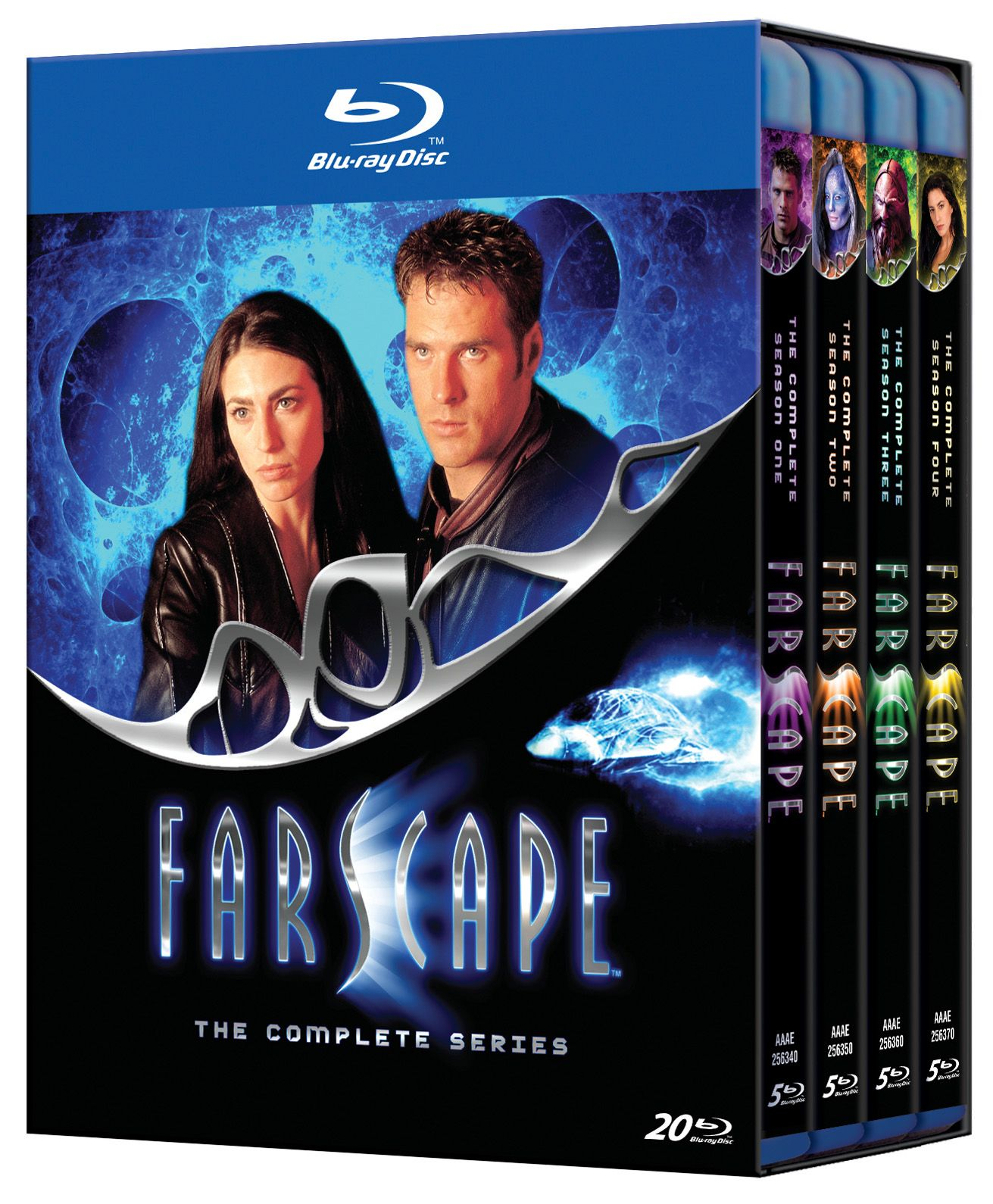 collider giveaway farscape the complete series blu ray. Black Bedroom Furniture Sets. Home Design Ideas