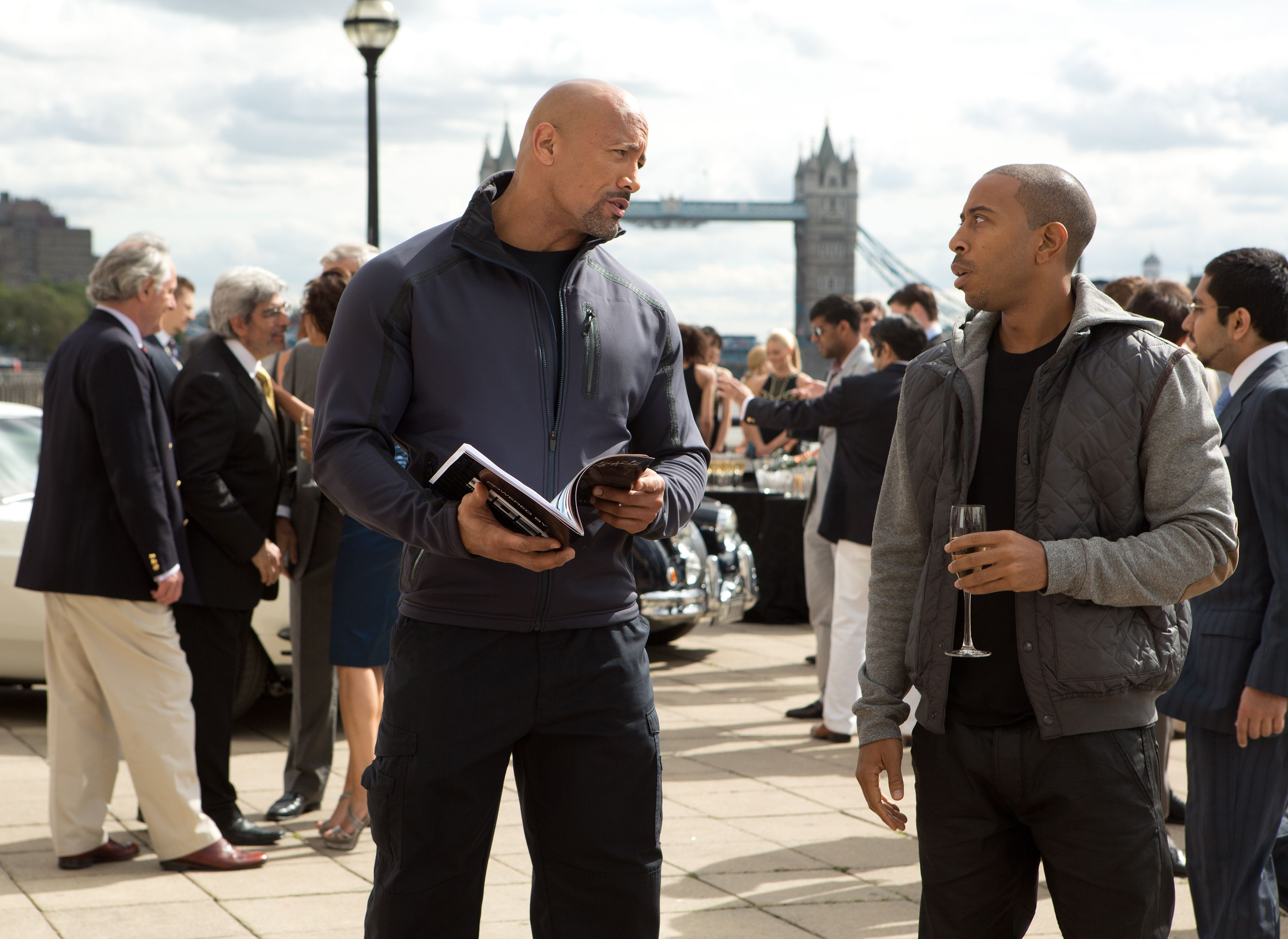 dwayne johnson talks fast and furious 7 and san andreas collider. Black Bedroom Furniture Sets. Home Design Ideas