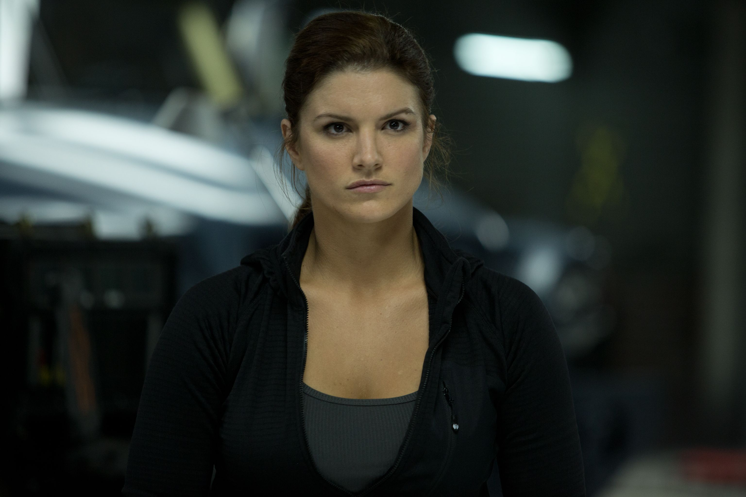 Gina Carano Talks FAST & FURIOUS 6, IN THE BLOOD and More | Collider