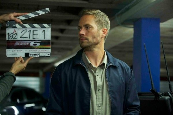 fast and the furious 6 behind the scenes paul walker