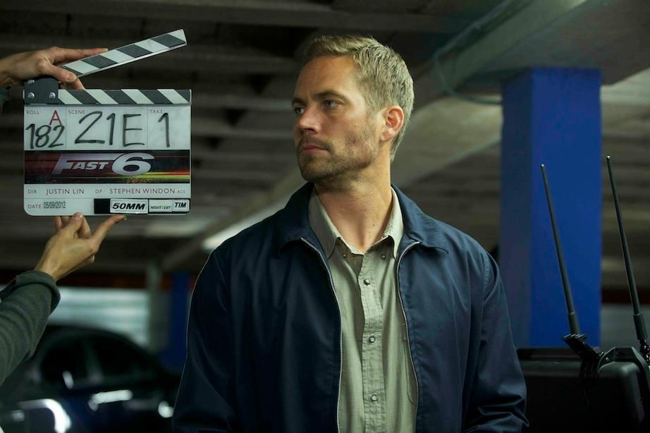 FAST & FURIOUS 6 Behind-the-Scenes Images | Collider