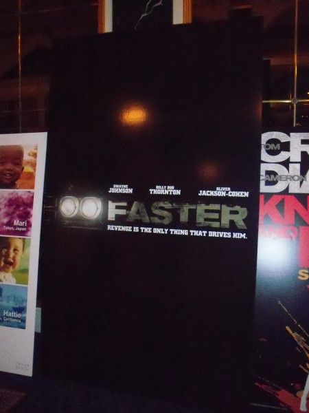 Faster showest 2010 movie poster