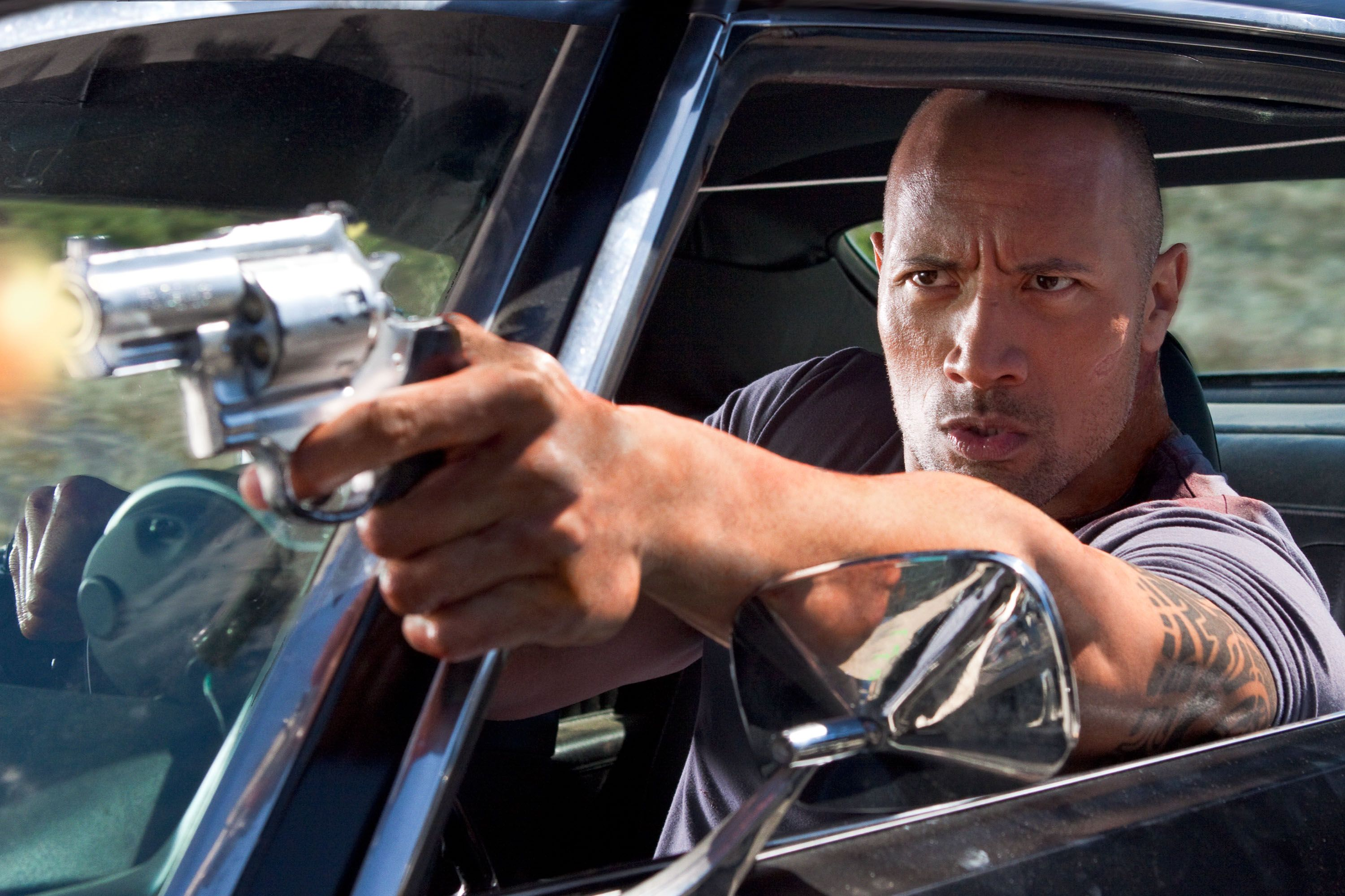Dwayne Johnson Is the Great Action Star of This Generation