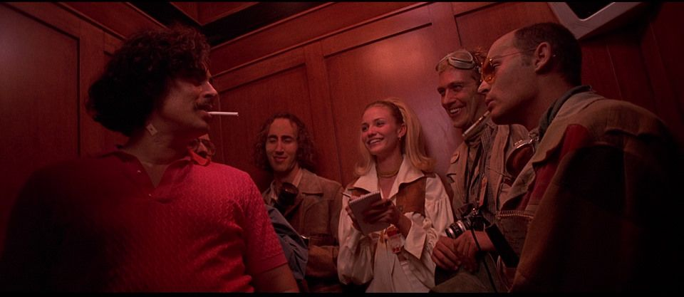 Fear and Loathing in Las Vegas  Criterion  Blu ray Review   High     Screen Capture
