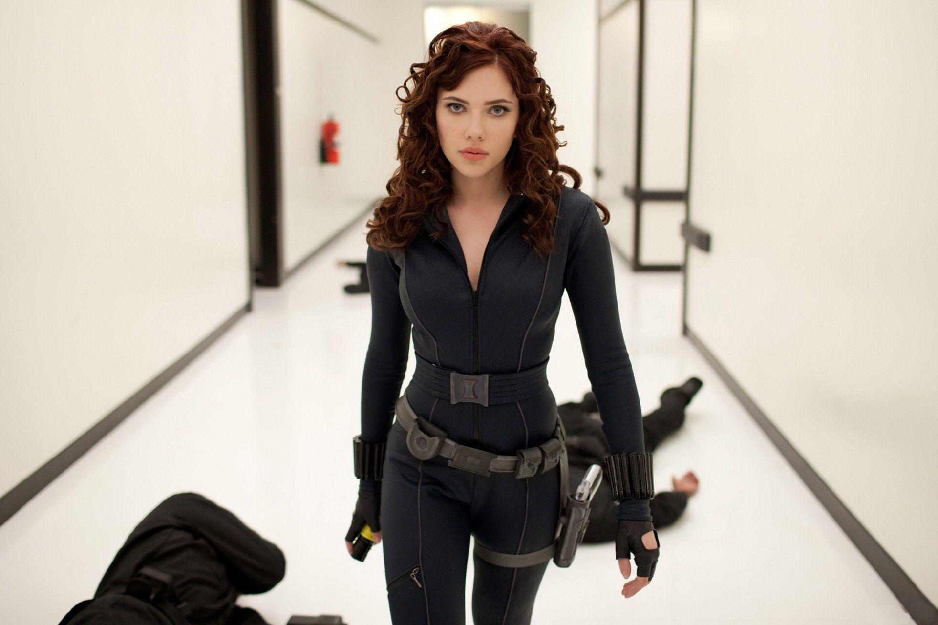Resultado de imagen para Scarlett Johansson black widow