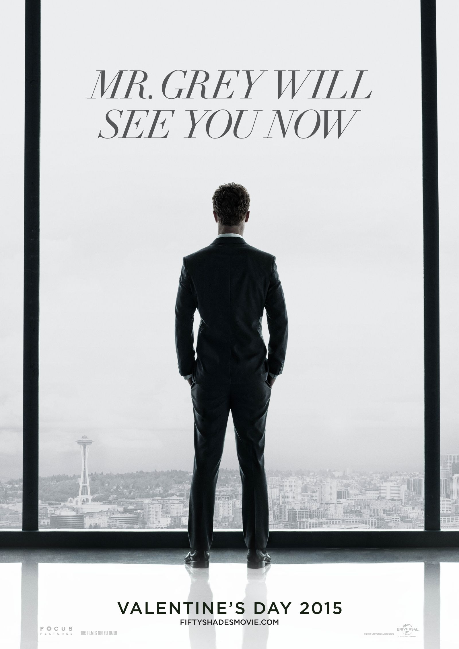 Fifty shades of grey poster cesar chavez official poster for Fifty shades og grey