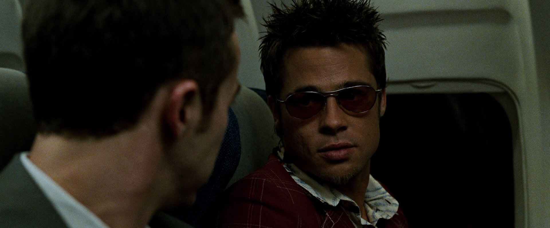fight club review the films of david fincher  fight club brad pitt edward norton
