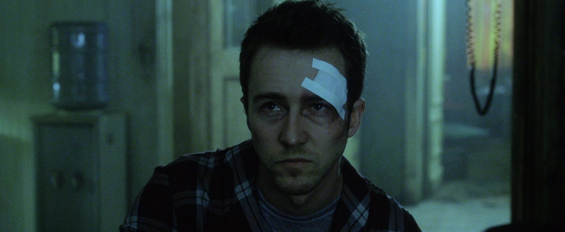 fight club review the films of david fincher  fight club edward norton 1