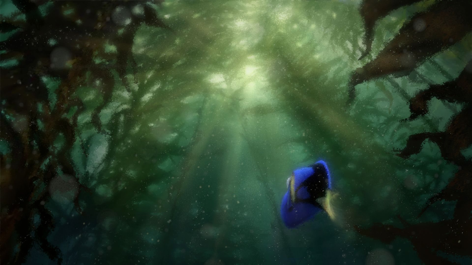 Diane keaton eugene levy and ty burrell join finding for Dory fish movie