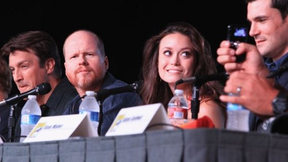 firefly reunion joss whedon nathan fillion summer glau