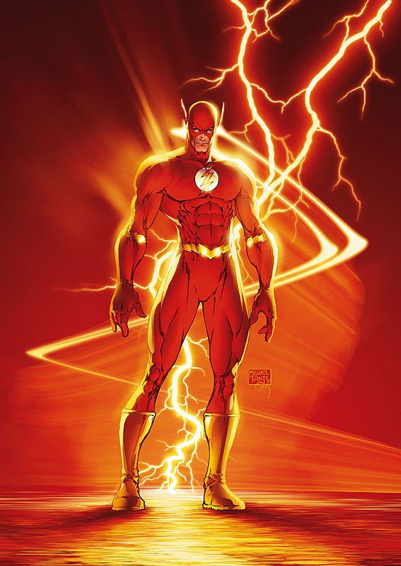 flash-dc-comics & The Flash Movie Might Have a Tech-Based Super Suit | Collider