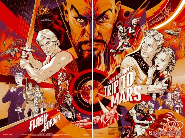 flash-gordon-mondo-poster-martin-ansin