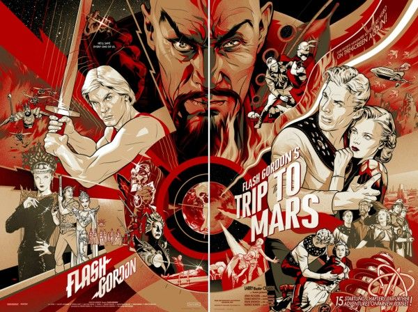 flash-gordon-variant-mondo-poster-martin-ansin