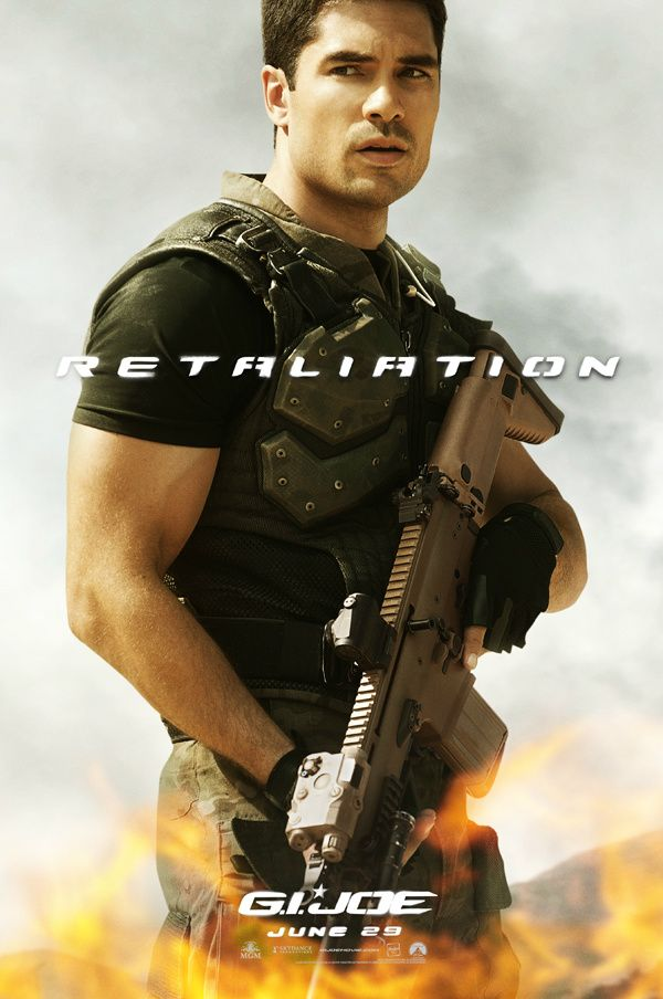 g i joe retaliation posters collider