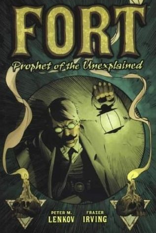 fort-prophet-of-the-unexplained-comic-book-cover
