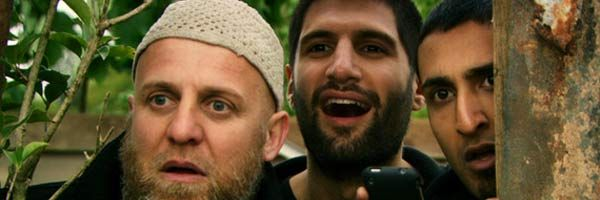 Four Lions Dvd Review Collider