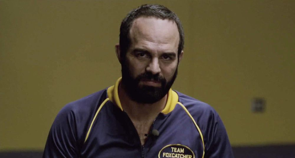 Mark Ruffalo en Foxcatcher