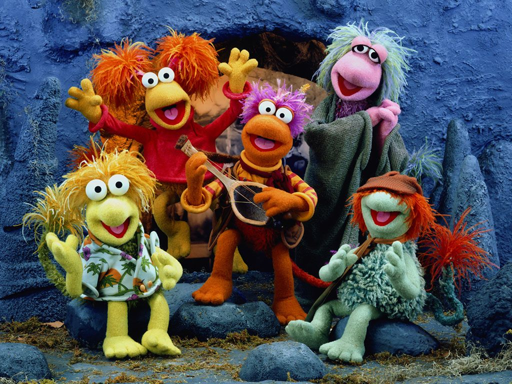 FRAGGLE ROCK Mines RANGO Talent for Writing Duo | Collider