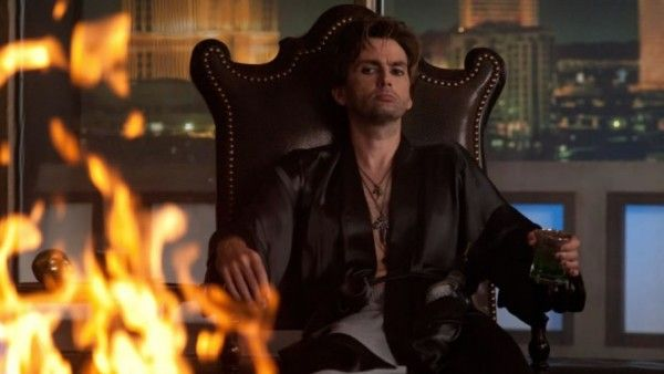 fright David night tennant
