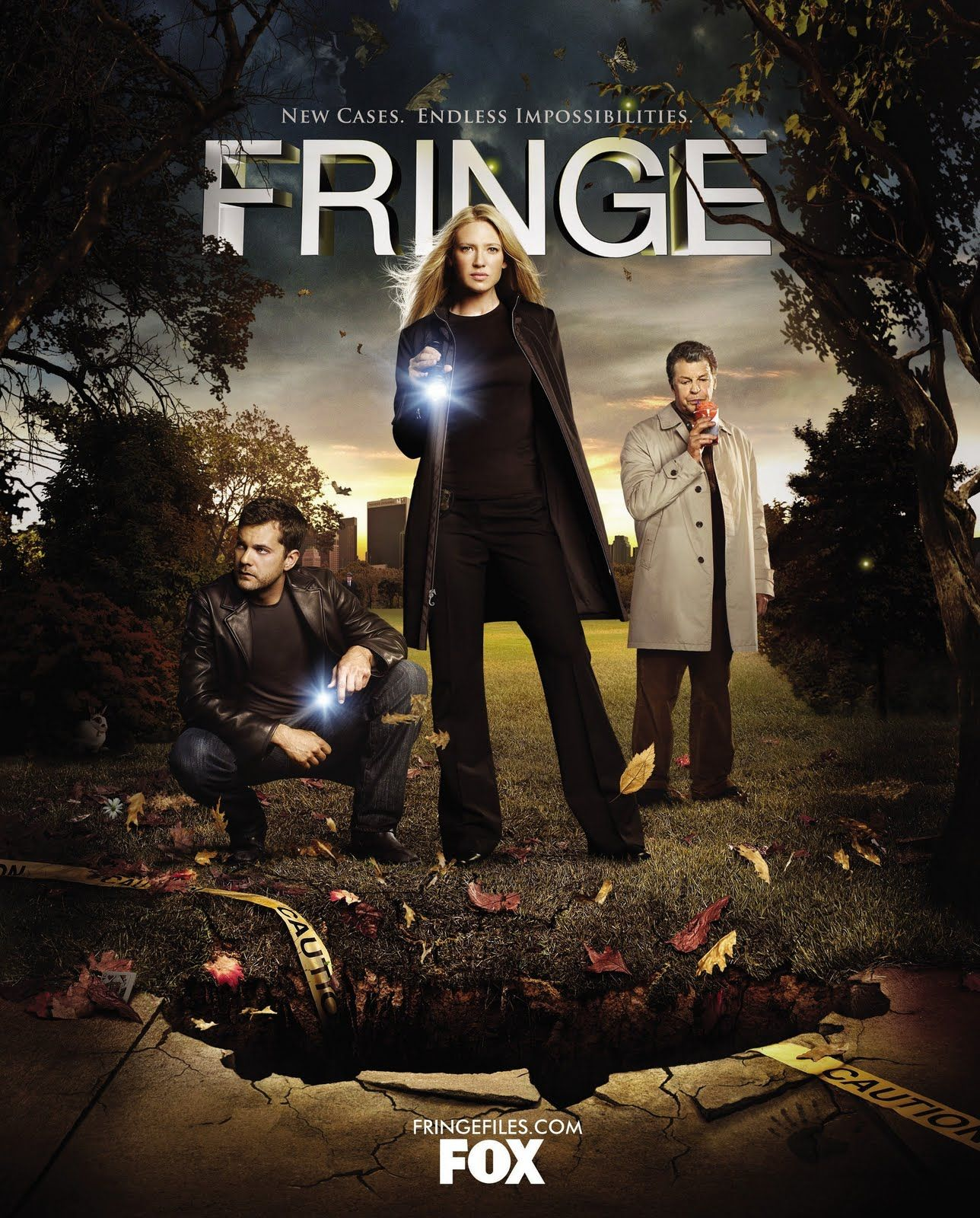 Kevin Reilly Talks Fringe Season 5 Terra Nova Season 2 The Glee