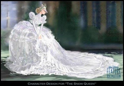 frozen-disney-concept-art-snow-queen-1