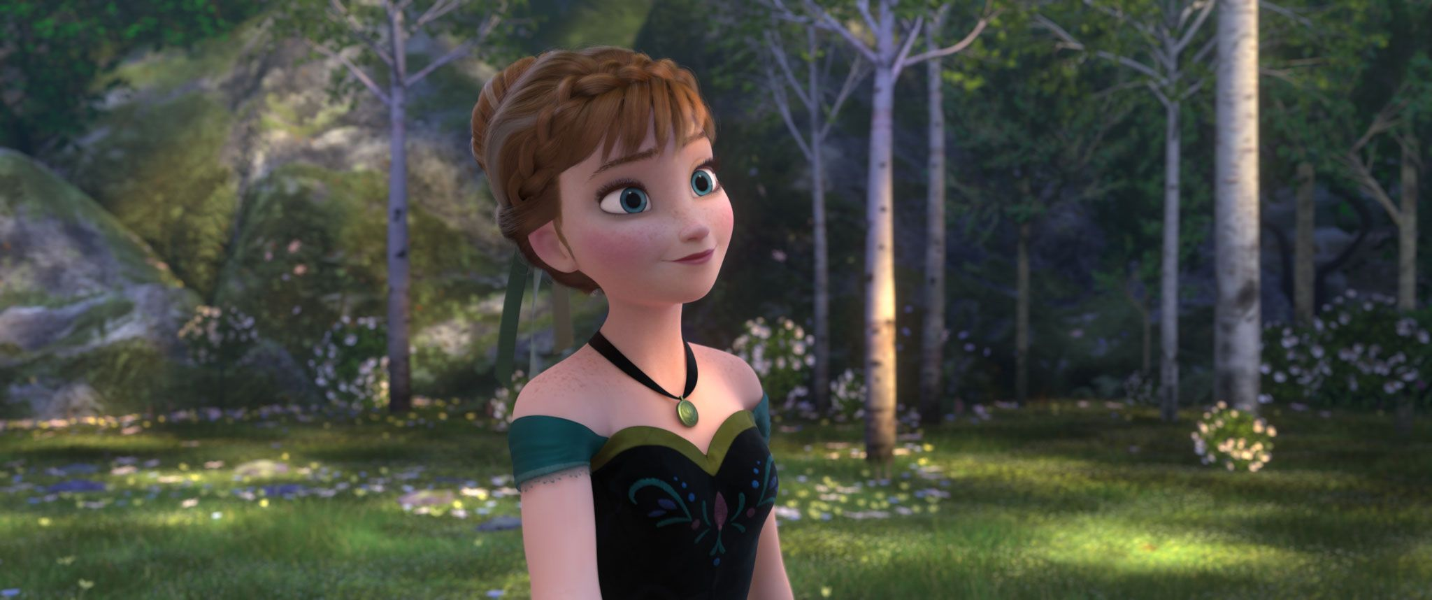 Frozen book to explore hans and anna 39 s relationship from both perspectives collider - Princesse anna et elsa ...