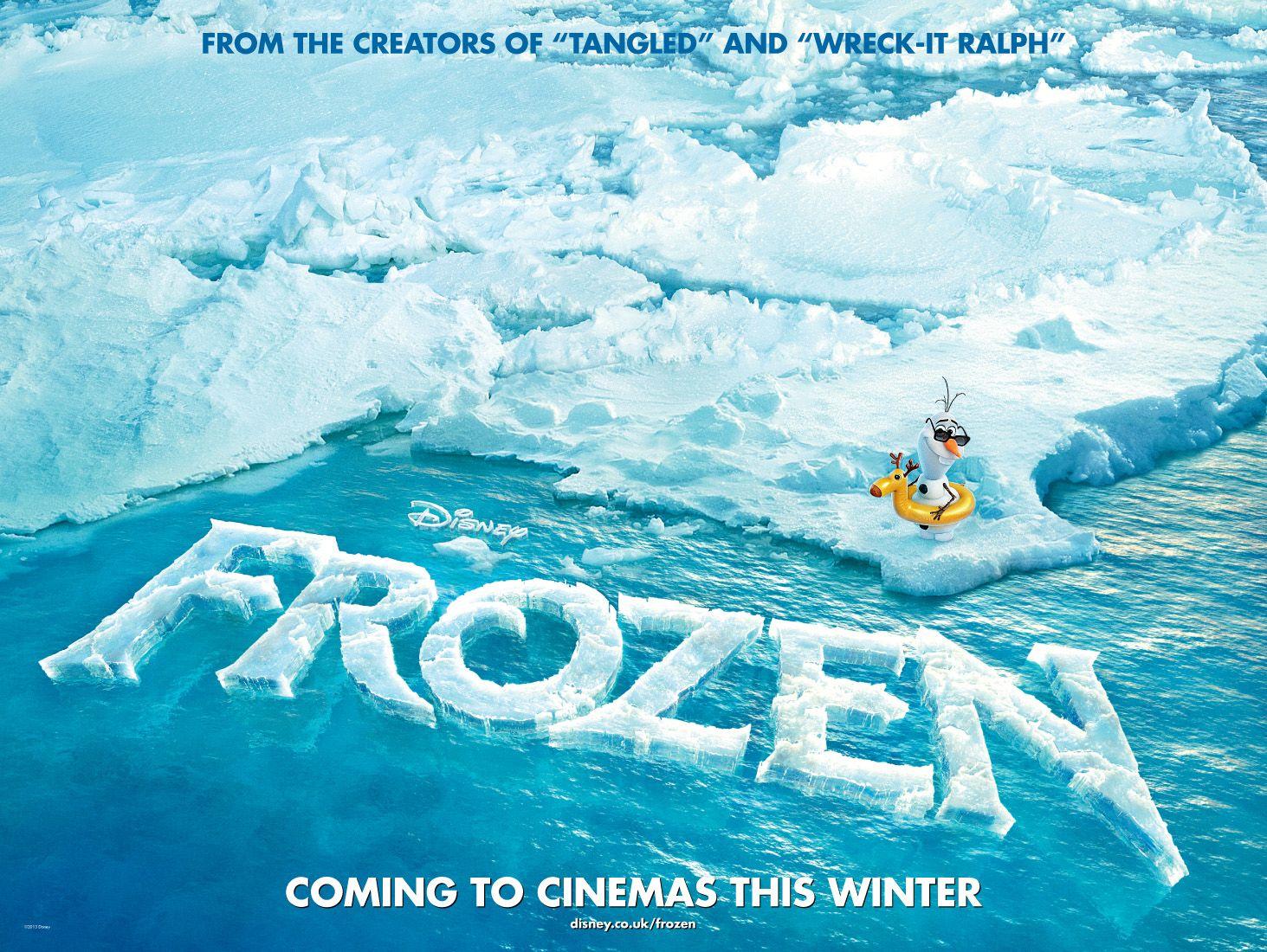 Frozen Poster Olaf PRISONERS, ROMEO &...