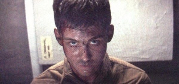 fury logan lerman test
