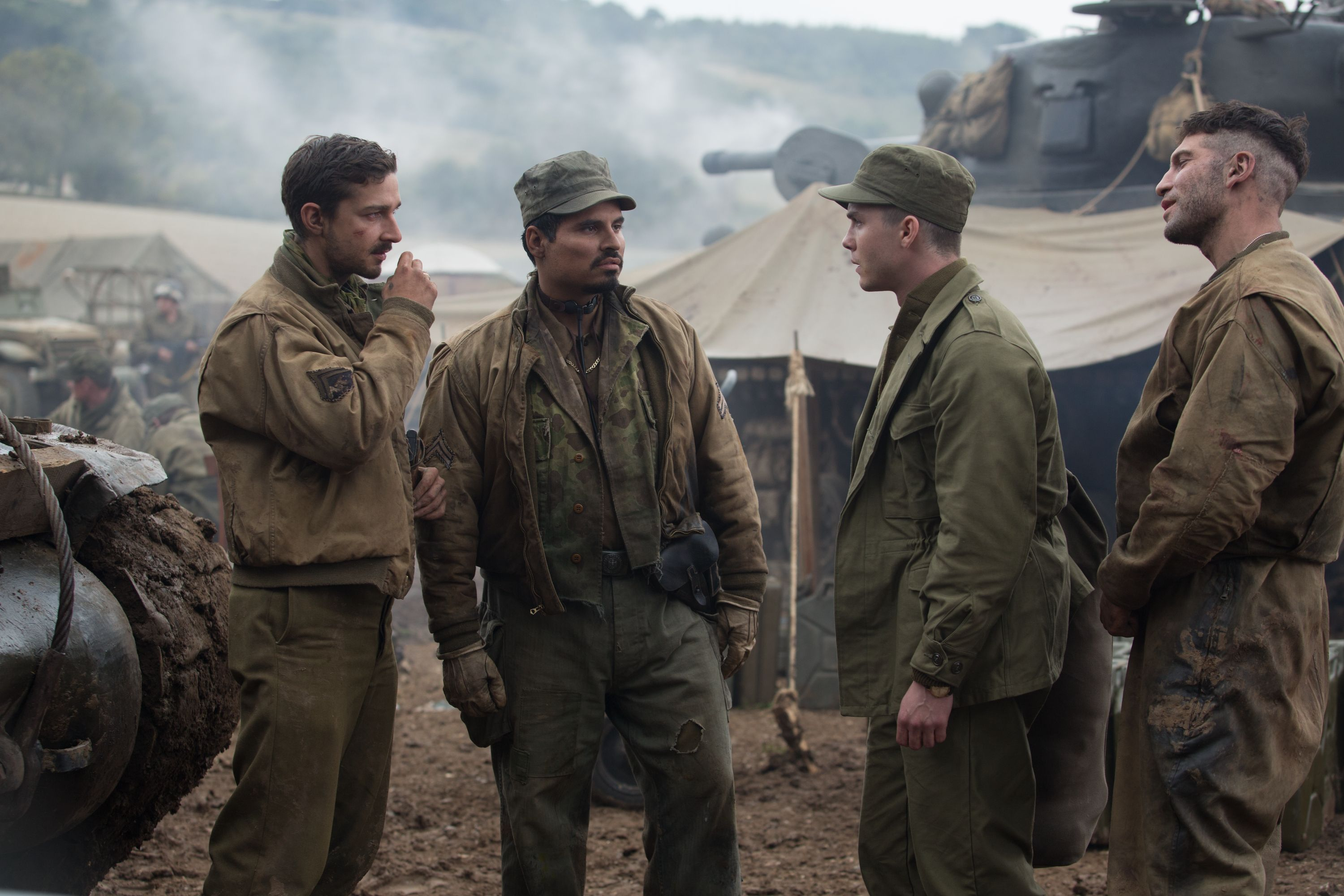 Images Of The Movie Fury: Jon Bernthal Talks Fury, Sicario, Getting Punched In The