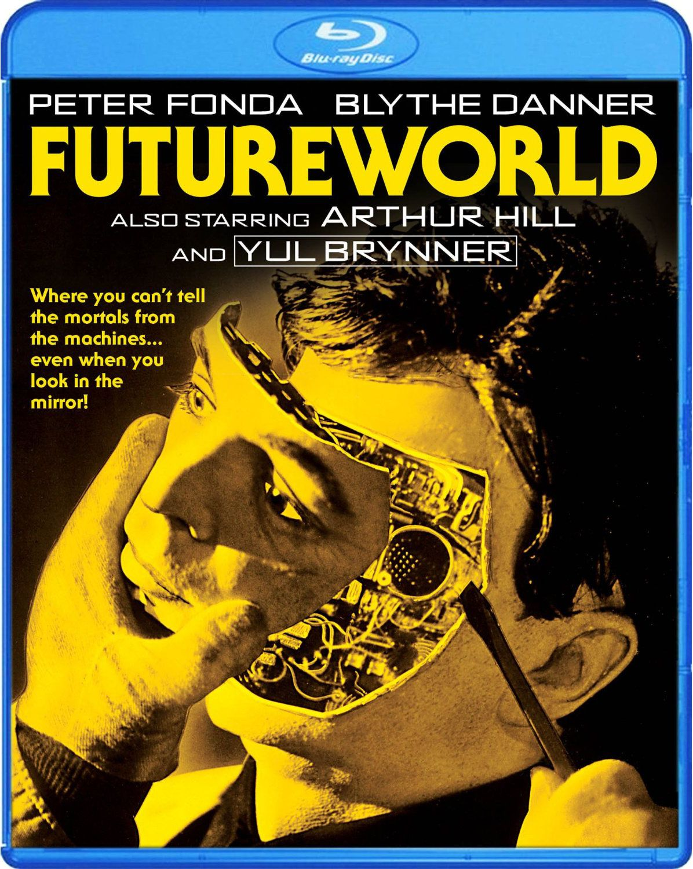 FUTUREWORLD Blu-ray Review | Collider