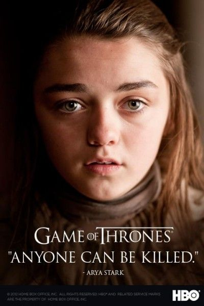 game-of-thrones-maisie-williams-poster