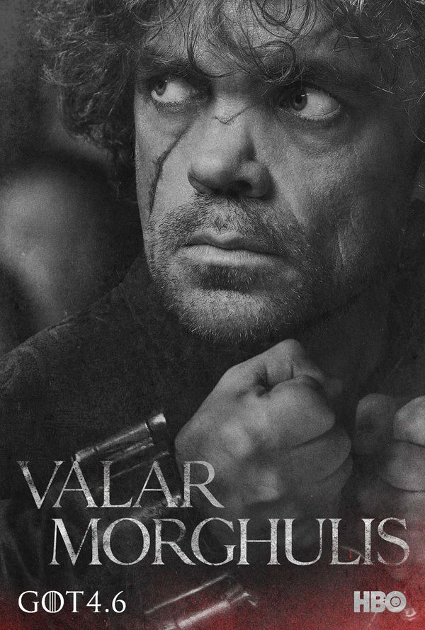 GAME OF THRONES Season 4 Teasers and Posters; GAME OF ...