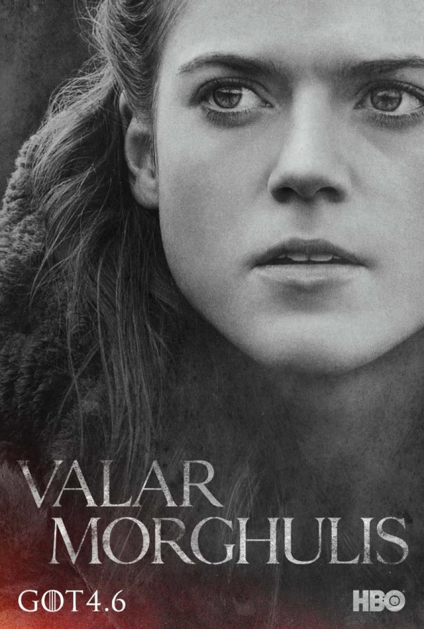 GAME OF THRONES Season 4 Posters; GAME OF THRONES Stars ...