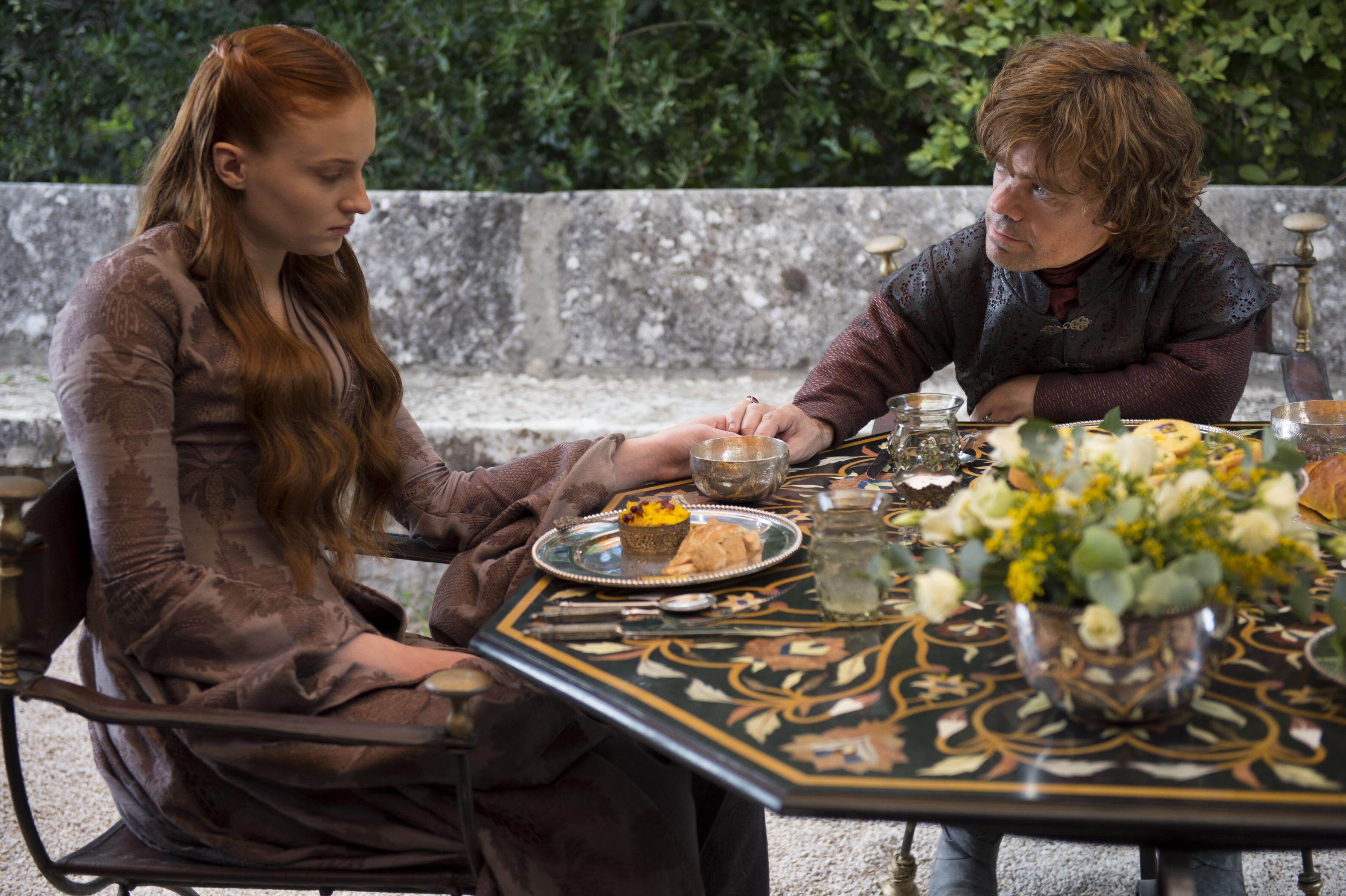 GAME OF THRONES Season 4 Images Featuring Peter Dinklage ...