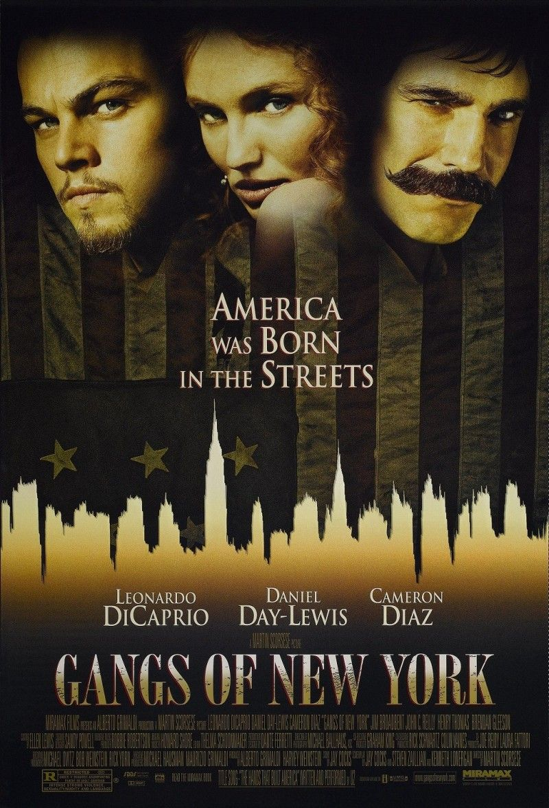martin scorsese and miramax developing gangs of new york. Black Bedroom Furniture Sets. Home Design Ideas