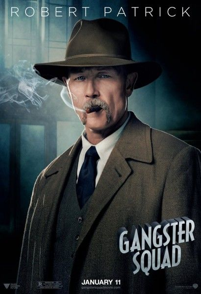 gangster squad poster robert patrick