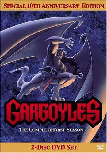 gargoyles-dvd