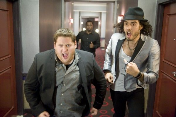Get Him to the Greek movie image Jonah Hill, Russell Brand 8