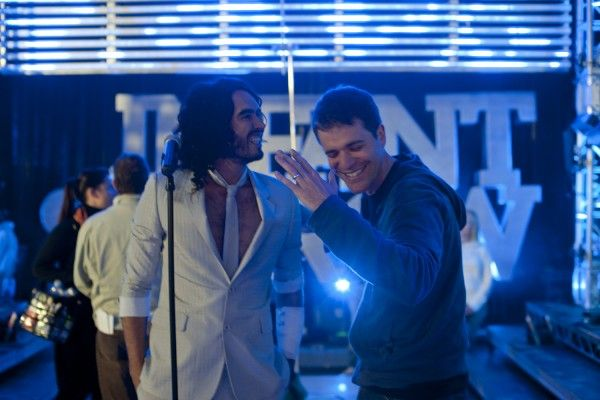 Nicholas Stoller and Russell Brand Get Him to the Greek movie image
