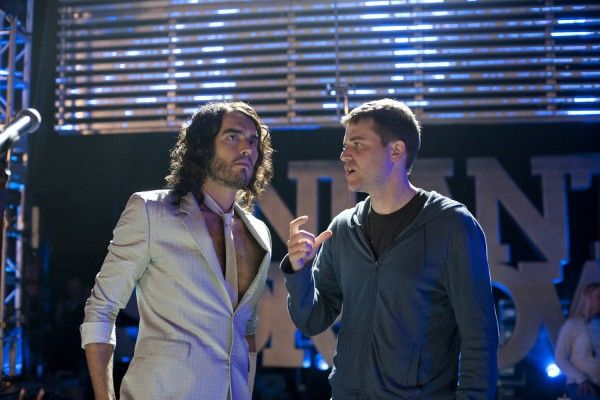 Nicholas Stoller and Russell Brand Get Him to the Greek movie image  4