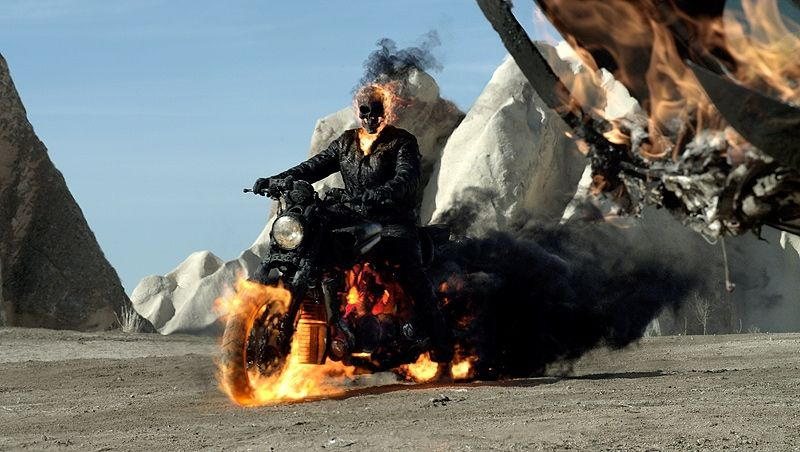 GHOST RIDER 2 High Quality Movie Images  Collider