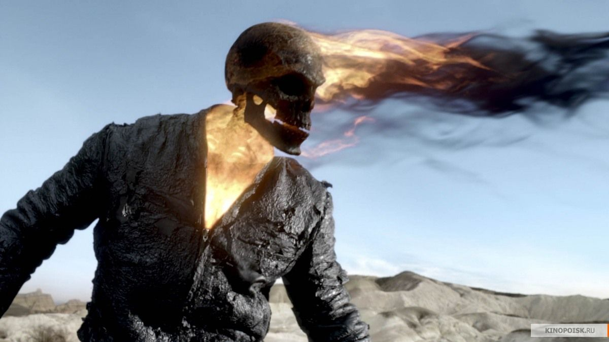 Ghost Rider Spirit Of Vengeance Image 2