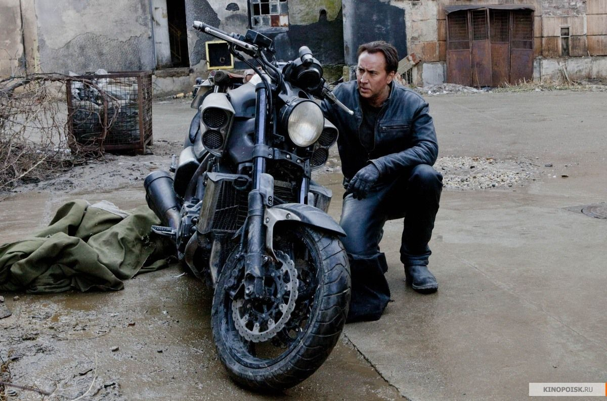 GHOST RIDER: SPIRIT OF VENGEANCE Movie Images Featuring ...
